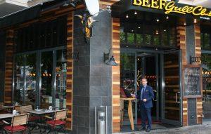 Beef Grill Club by Hasir. © Münzenberg Medien, Photo: Stefan Pribnow, 2015