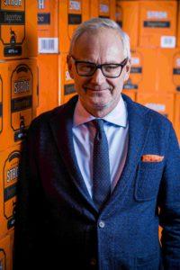 Harold Burstein, Managing Director of STROH Austria GmbH. © STROH