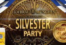 Silvester Party Hofbräu München