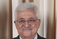 Mahmoud Abbas (Abu Mazen).