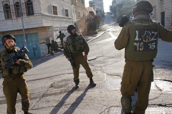 Israel soldiers.