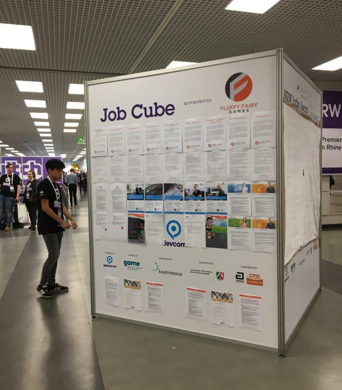 Job Cube.